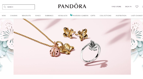 Homepage Image Relevant to the Brand