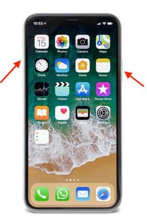 iphone-x-screenshot