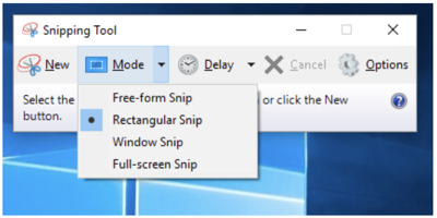 How to Take a Screenshot in Windows 10 (+ Windows 8 and 7)