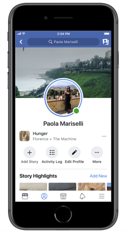 How to Add Music to Facebook Stories (+Facebook Profile