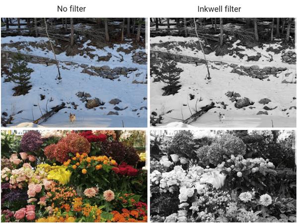 Inkwell filter Insta
