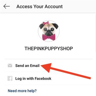How to Retrieve a Forgotten Instagram Password (+ What to do