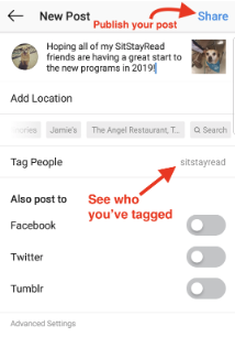 How to Tag Someone on Instagram: Four Ways + Step-by-Step