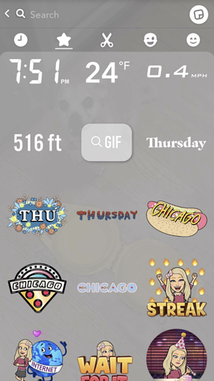 browse-snapchat-stickers