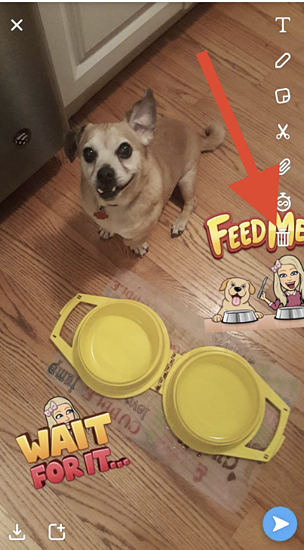 how-to-delete-snapchat-stickers