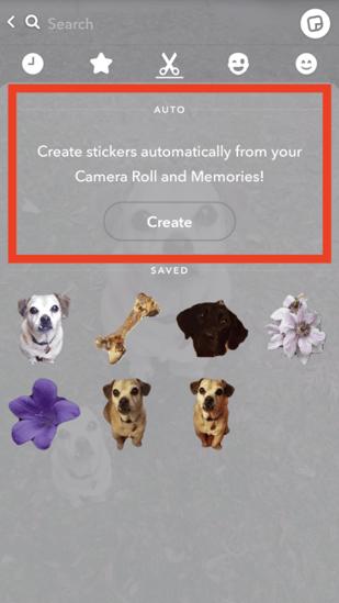 make-snapchat-auto-stickers