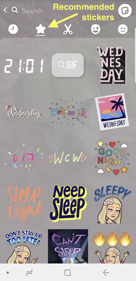 The Best Guide to Using Snapchat Stickers: How to Make Stickers