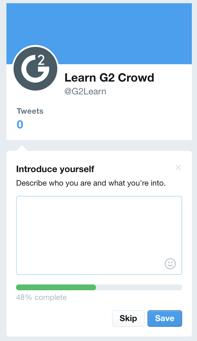 setup-twitter-bio