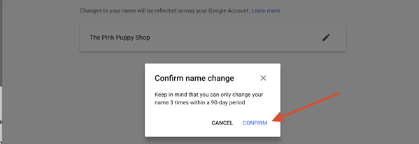confirm-google-name-change