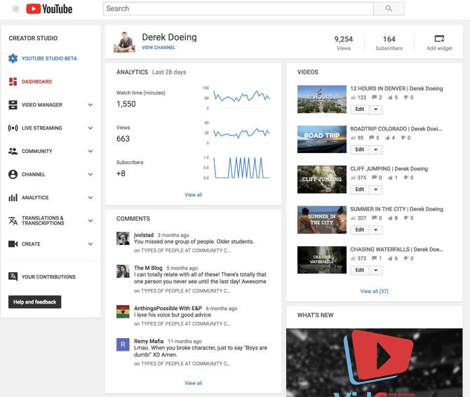 youtube-creator-dash