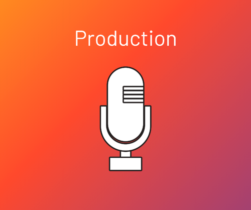 Production of a Podcast