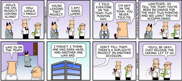Project management problems