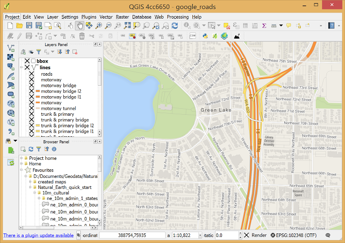 QGIS Mapping tools