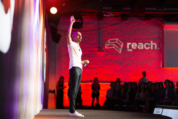 Neil Patel at Reach