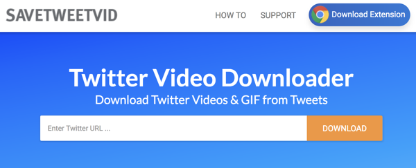 5 Free Tools to Download Twitter Videos