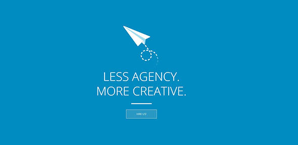 Schmoll creative splash page