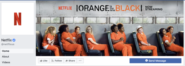 Netflix_Facebook cover photo