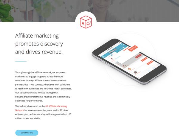 Rakuten LinkShare affiliate marketing
