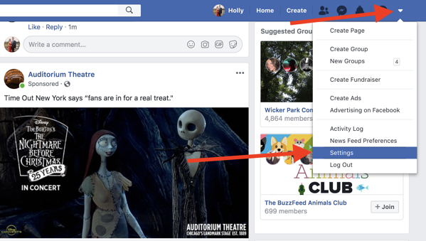 how-to-change-facebook-username