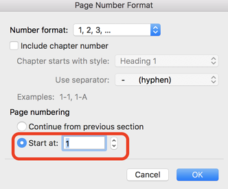 How To Start Page Numbers On Page 2 In Word