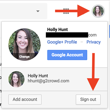 How to Change Default Google Account in 4 Easy Steps