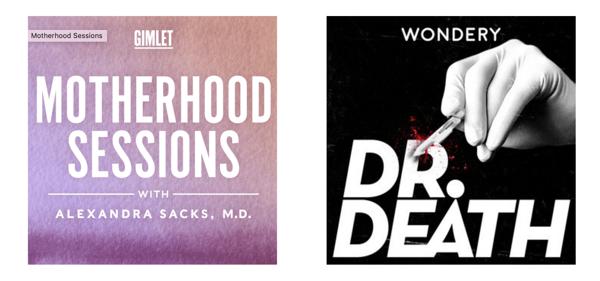 dr death motherhood sessions