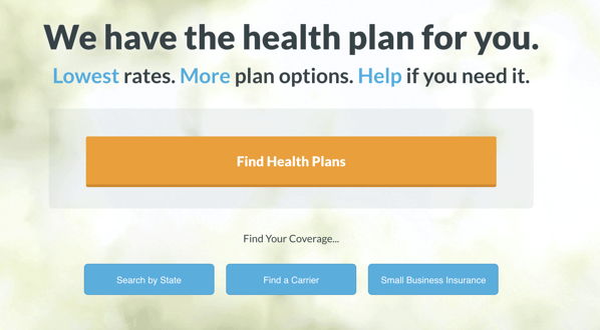 GoHealth insurance plan