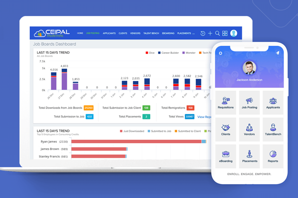 CEIPAL, a recruiting automation software