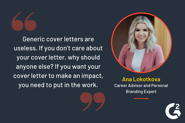 why are cover letters important?