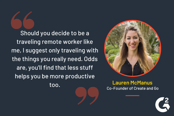 remote work tips