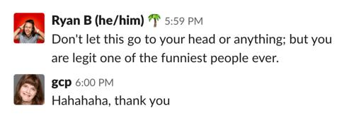 bosses like funny employees