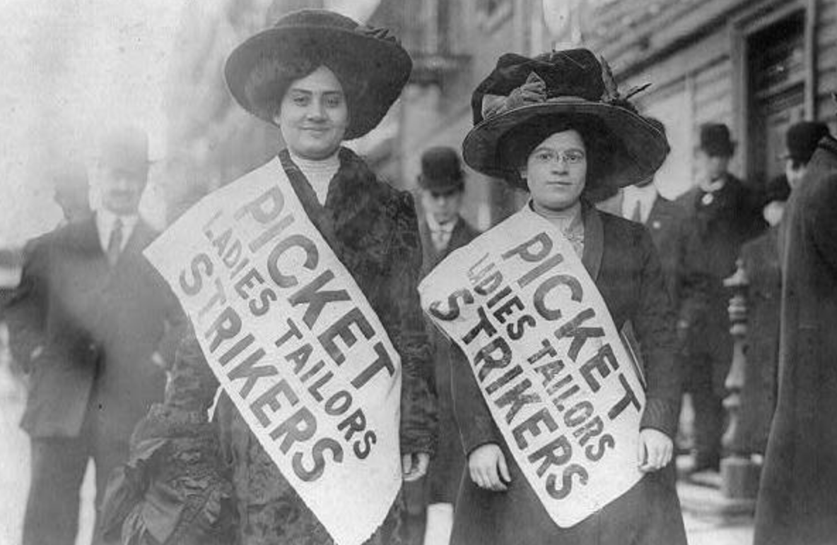 Ladies' Garment Workers' Union strike