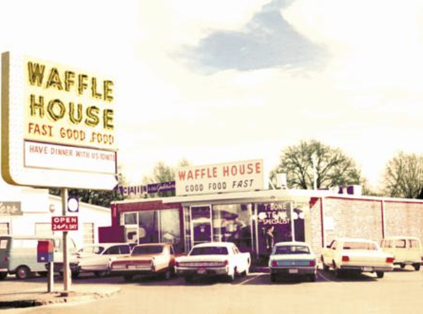 first Waffle House restaurant
