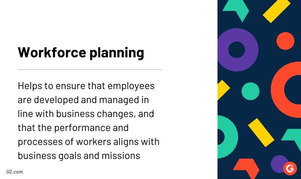 workforce planning definition