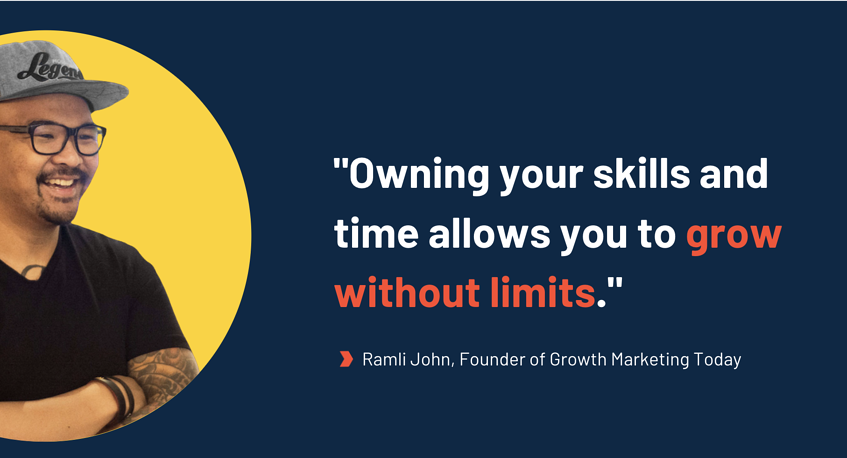 G2 Qs: Ramli John on Personal Growth After Producing 100 Podcast Episodes