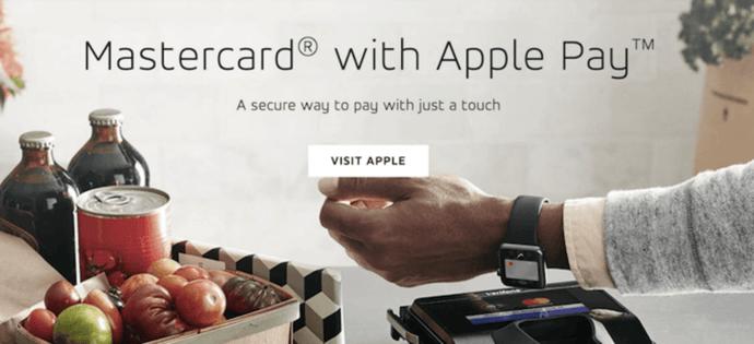 apple mastercard partnership
