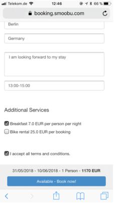 Smoobu vacation rental software