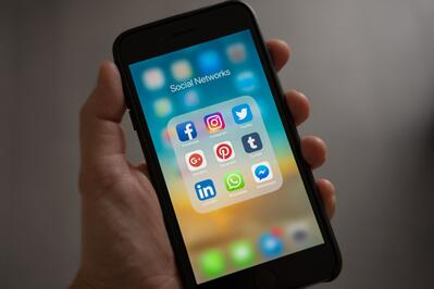 15 Most Popular Social Media Networks and Sites