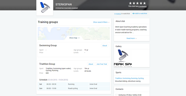 sportlyzer best sports league management software