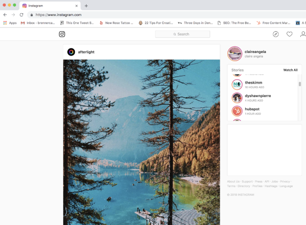 How to Post on Instagram from PC in Any Browser