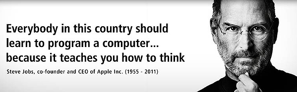 Steve Jobs Quote About Programming