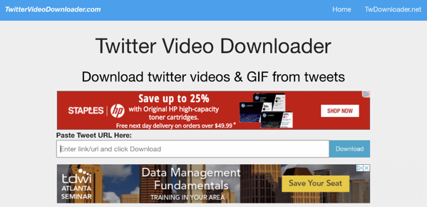 How to Save Twitter Videos (+5 Free Tools)