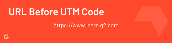 URL without UTM