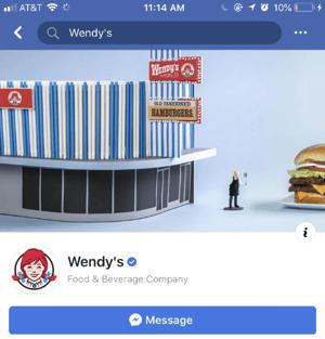 Facebook cover photo size 2019 mobile
