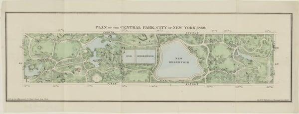 central park city plan