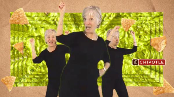 Chipotle dance challenge