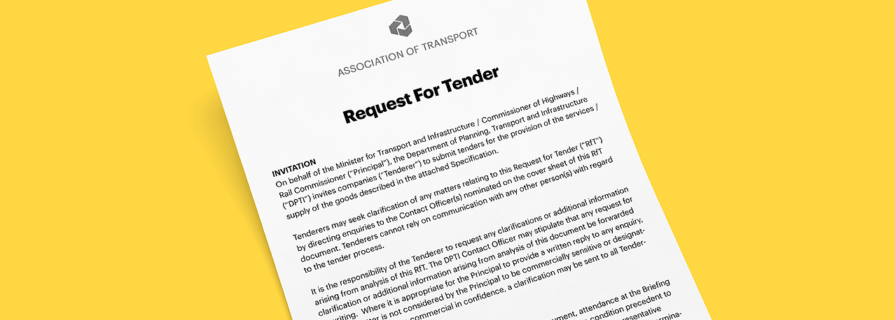 What Is a Request for Tender? Examples and Templates
