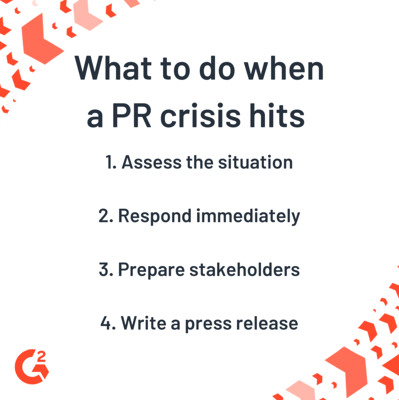 What to do when a PR crisis hits