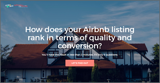 air bnb calculator quiz