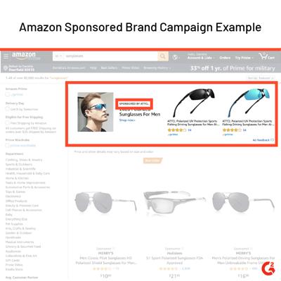 amazon sponsored brand campaign
